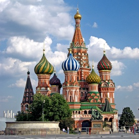 Pray the rosary at St. Basil's Cathedral in Moscow - Bucket List Ideas
