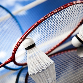 Be good at badminton - Bucket List Ideas